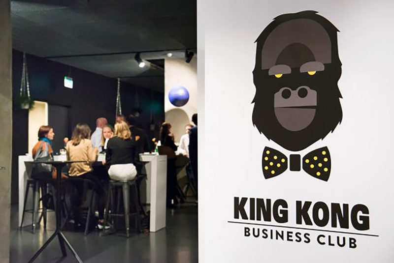 King Kong Business Club / AFFR