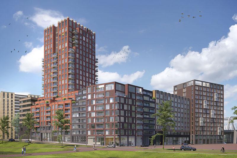 1N2 Amsterdam goedgekeurd door Welstand