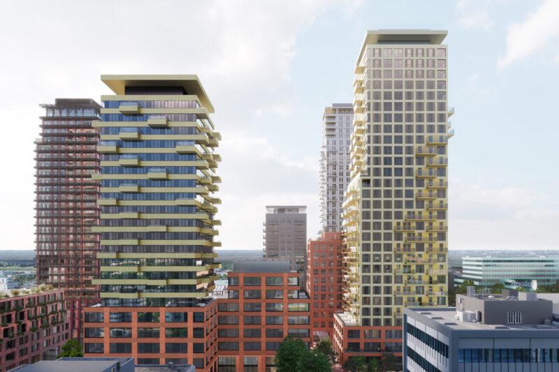 Start bouw SPOT Amsterdam