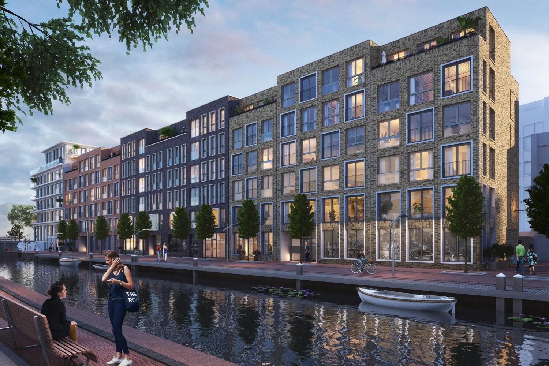Start bouw Vermeer in Nieuw-Delft